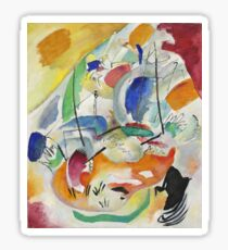 Kandinsky - Improvisation 31 Sticker