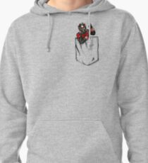 Ant Man in Pocket Pullover Hoodie