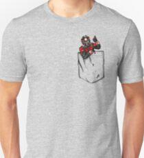 Ameisenmann in der Tasche Slim Fit T-Shirt