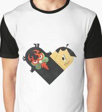 Aku & Samurai Jack Graphic T-Shirt