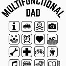 Multifunctional Dad (16 Icons) by MrFaulbaum