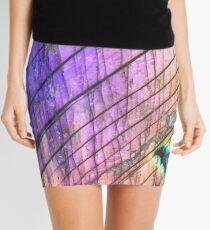 Golden Purple Labradorite Mini Skirt