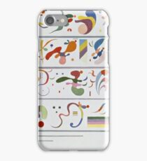 Kandinsky - Succession iPhone Case/Skin