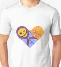 Skeletor & He Man T-Shirt