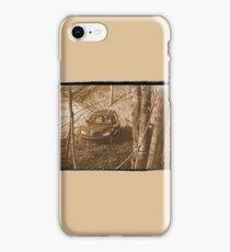 """""""Along Time Warp Road""""... prints and products iPhone Case/Skin"""