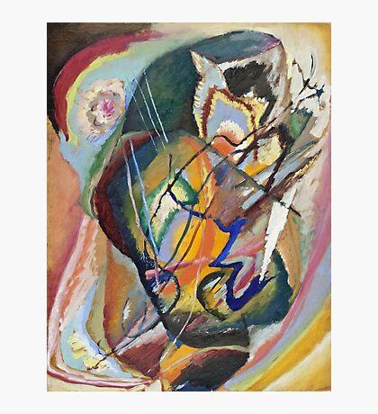 Kandinsky -  Improvisation Photographic Print