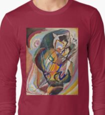 Kandinsky -  Improvisation Long Sleeve T-Shirt
