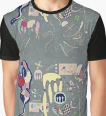 Kandinsky - Various Actions Graphic T-Shirt