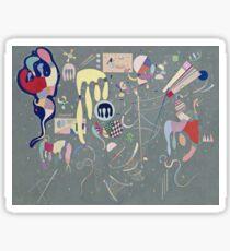 Kandinsky - Various Actions Sticker