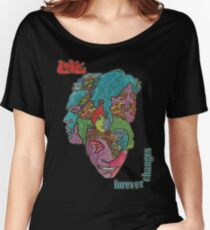 Love - Forever Changes + Logo Women's Relaxed Fit T-Shirt