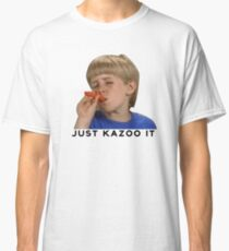 Just Kazoo It!  Classic T-Shirt