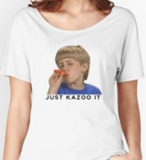 Just Kazoo It!  Women's Relaxed Fit T-Shirt