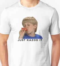 Juste Kazoo It! T-shirt unisexe
