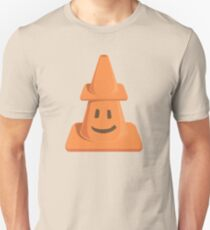 Safety Cone's New Hat T-Shirt