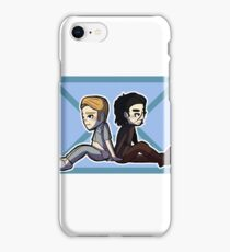 Ren & Hux - Under The Ruins of A Walled City Edition iPhone Case/Skin