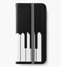 piano city iPhone Wallet/Case/Skin