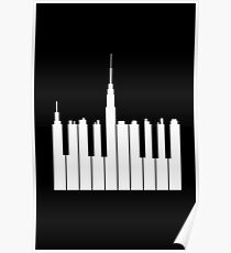 piano city Poster