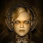 Steampunk female machine by Britta Glodde