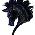 The Black Stallion by RavensLanding