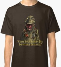 "Firefly: ""Curse your sudden but inevitable betrayal!"" Classic T-Shirt"