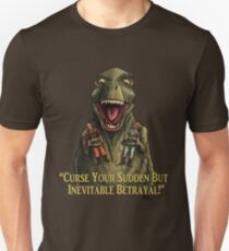 "Firefly: ""Curse your sudden but inevitable betrayal!"" Unisex T-Shirt"