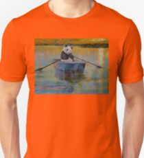 Panda Reflections Unisex T-Shirt
