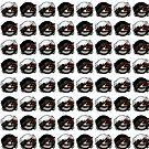 Kaneki Pattern by nickelcurry