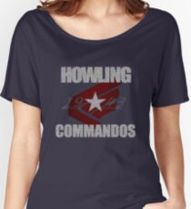 Commandos Pride Women's Relaxed Fit T-Shirt