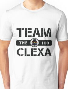 Team Clexa Unisex T-Shirt