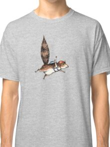 Skydiver Squirrel Classic T-Shirt