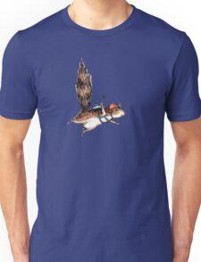 Skydiver Squirrel Unisex T-Shirt