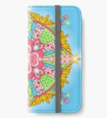 Sugar, Spice, and Everything Nice Kaleidoscope iPhone Wallet/Case/Skin