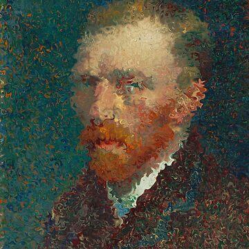 Van Gogh by -chihuahua