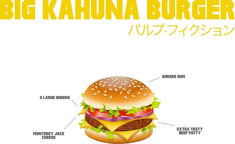 Big Kahuna Burger by dazecoop