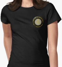 Protected by Freemason Women's Fitted T-Shirt