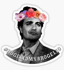 #rogeliomybrangelio Sticker