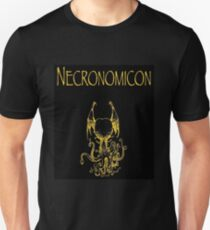 H.P. Lovecraft - Necronomicon Unisex T-Shirt