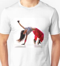 Breakdancing Unisex T-Shirt