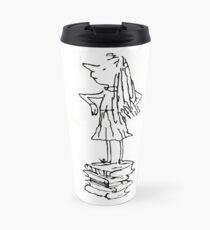 Matilda Musical Pose Travel Mug