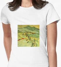 Tuscany Women's Fitted T-Shirt