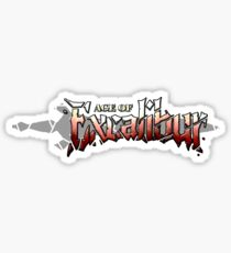 Age of Excalibur - Logo Sticker