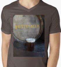 Butterbeer Mens V-Neck T-Shirt