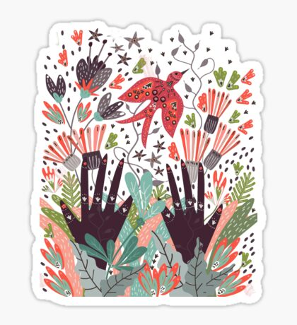Spring Bird  Sticker