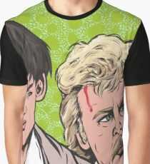 Troy and Zap Rowsdower Graphic T-Shirt