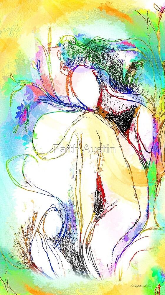 Exhale by Faith Magdalene Austin