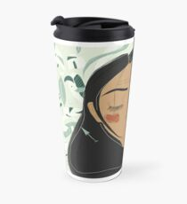 mint garden Travel Mug
