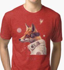 Star Team - Fox Tri-blend T-Shirt