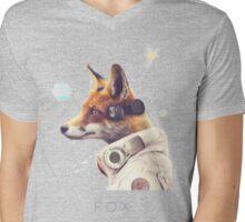 Star Team - Fox Mens V-Neck T-Shirt