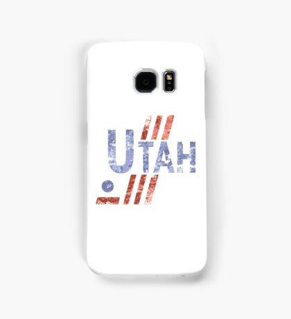 Utah Hockey Vintage Samsung Galaxy Case/Skin