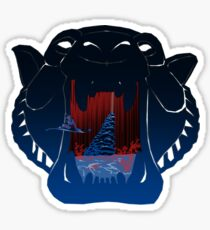 The Cave of Wonders  Sticker